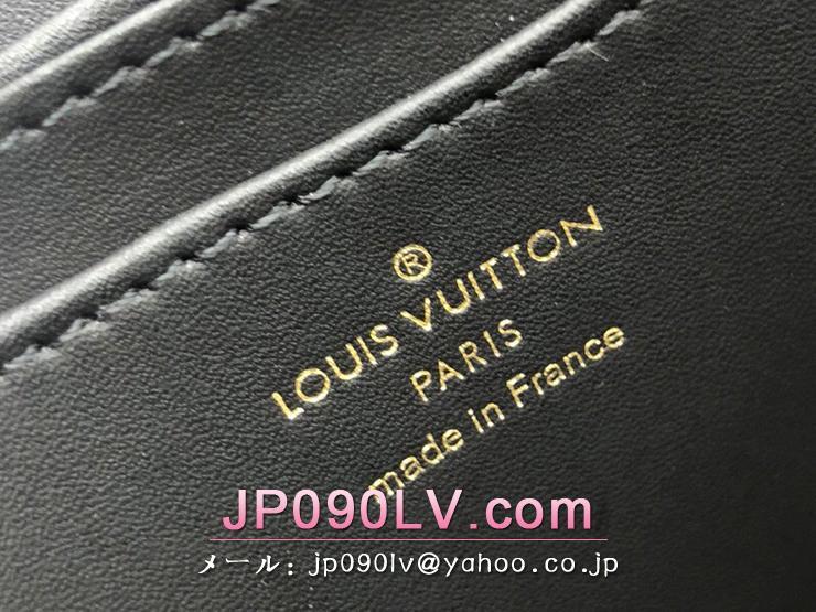 ルイヴィトン モノグラム・ジャイアント リバース 財布 コピー M67690 「LOUIS VUITTON」 ジッピー・コインパース レディース ラウンドファスナー財布