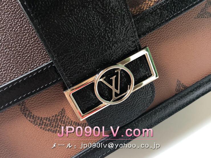 ルイヴィトン モノグラム バッグ スーパーコピー M44599 「LOUIS VUITTON」 ドーフィーヌ MM ハンドバッグ レディース ショルダーバッグ