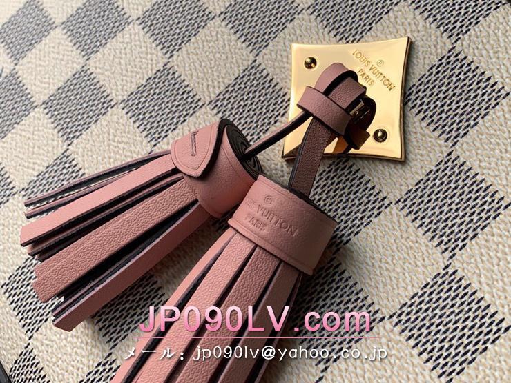 ルイヴィトン ダミエ・アズール バッグ コピー N40155 「LOUIS VUITTON」 サントンジュ レディース ショルダーバッグ 2色可選択 オードローズ