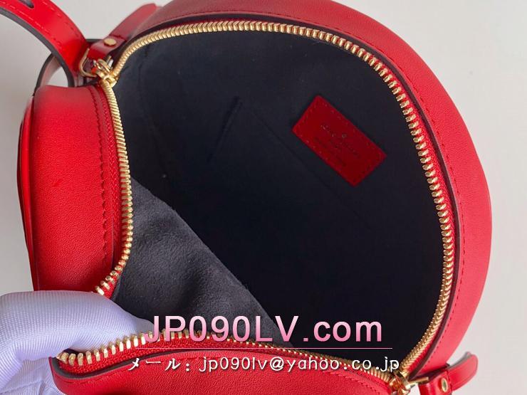 ルイヴィトン モノグラム・ヴェルニ バッグ スーパーコピー M54100 「LOUIS VUITTON」 プチボワット・シャポー スープル PM レディース ショルダーバッグ 2色可選択 ルージュ