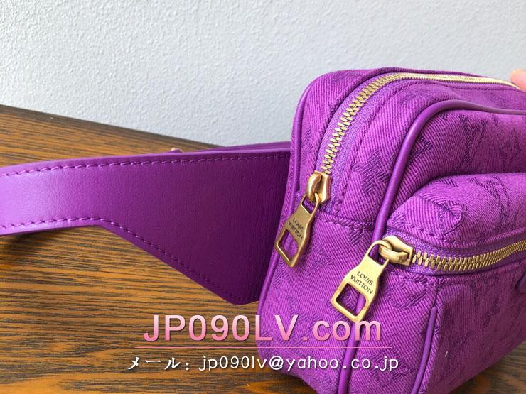 ルイヴィトン モノグラム バッグ コピー M44624 「LOUIS VUITTON」 バムバッグ・アウトドア メンズ ベルトバッグ 3色可選択 91B