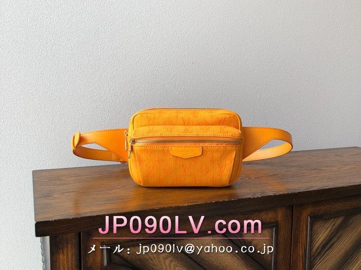 ルイヴィトン モノグラム バッグ スーパーコピー M44623 「LOUIS VUITTON」 バムバッグ・アウトドア メンズ ベルトバッグ 3色可選択 オークル