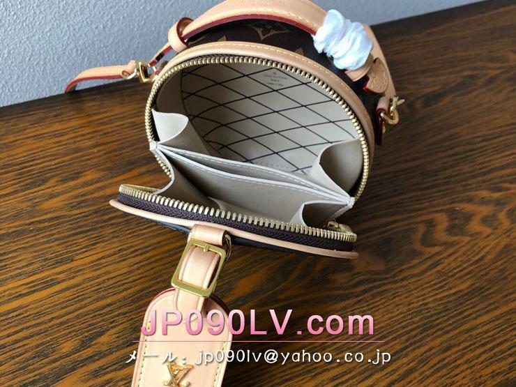 ルイヴィトン モノグラム バッグ スーパーコピー M44699 「LOUIS VUITTON」 ミニ・ボワット・シャポー ハンドバッグ レディース ショルダーバッグ