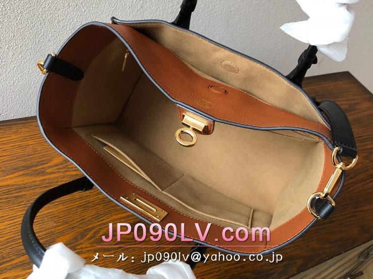 ルイヴィトン モノグラム バッグ スーパーコピー M53823 「LOUIS VUITTON」 オンマイサイド ハンドバッグ レディース ショルダーバッグ 2色可選択 ノワール