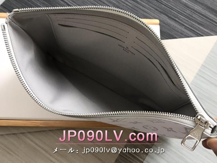 ルイヴィトン モノグラム バッグ コピー M68310 「LOUIS VUITTON」 ジップド・ポーチ GM メンズ クラッチバッグ