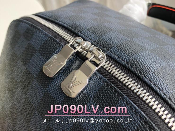 ルイヴィトン ダミエ・コバルト バッグ スーパーコピー N40157 「LOUIS VUITTON」 ディスカバリー・バックパック メンズ バックパック