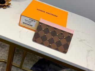 ルイヴィトン ダミエ・エベヌ レディース カードケース スーパーコピー N60248 「LOUIS VUITTON」 ポルト カルト・サーンプル ファッション小物