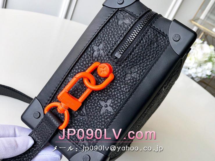 ルイヴィトン トリヨン・モノグラム バッグ コピー M53288 「LOUIS VUITTON」 ソフトトランク メンズ ショルダーバッグ