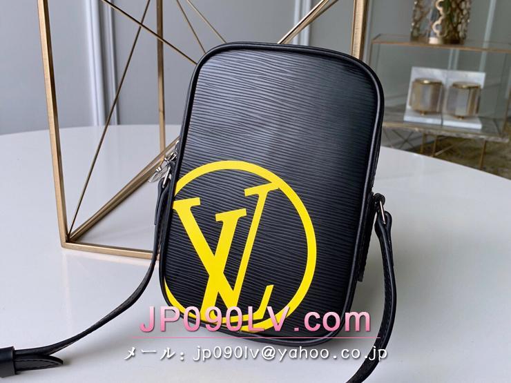 ルイヴィトン エピ バッグ スーパーコピー M55120 「LOUIS VUITTON」 ダヌーヴ PM メンズ ショルダーバッグ