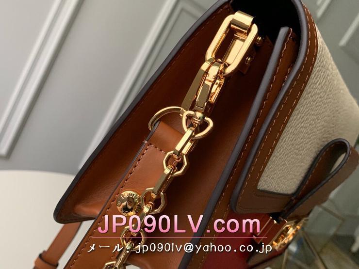 ルイヴィトン バッグ コピー M53830 「LOUIS VUITTON」 ドーフィーヌ MM レディース ショルダーバッグ 3色可選択 パナマ・スカーレット