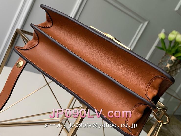 ルイヴィトン バッグ スーパーコピー M53868 「LOUIS VUITTON」 ドーフィーヌ MM レディース ショルダーバッグ 3色可選択 スノー・バックベリー
