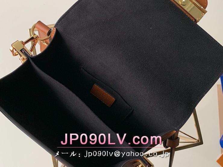 ルイヴィトン バッグ スーパーコピー M53806 「LOUIS VUITTON」 ドーフィーヌ MINI レディース ショルダーバッグ 3色可選択 スノー・バックベリー