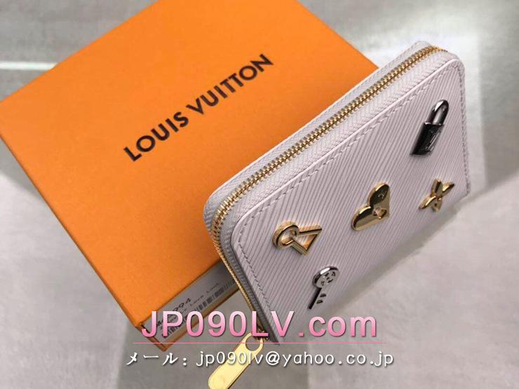 ルイヴィトン エピ 財布 コピー M63994 「LOUIS VUITTON」 ジッピー・コインパース レディース ラウンドファスナー財布