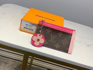 ルイヴィトン モノグラム 財布 コピー M67494 「LOUIS VUITTON」 ポルト カルト・ジップ レディース 財布&小物