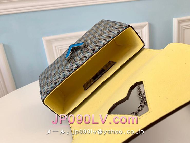 ルイヴィトン モノグラム バッグ コピー M55480 「LOUIS VUITTON」 ツイスト MM レディース ショルダーバッグ