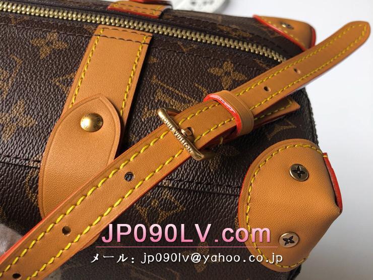 ルイヴィトン モノグラム バッグ スーパーコピー M44752 「LOUIS VUITTON」 ソフトトランク・バックパック PM メンズ バックパック