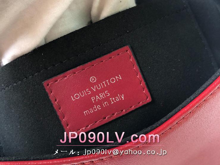 ルイヴィトン バッグ スーパーコピー M55506 「LOUIS VUITTON」 タンブラン レディース ショルダーバッグ 2色可選択 ルージュ