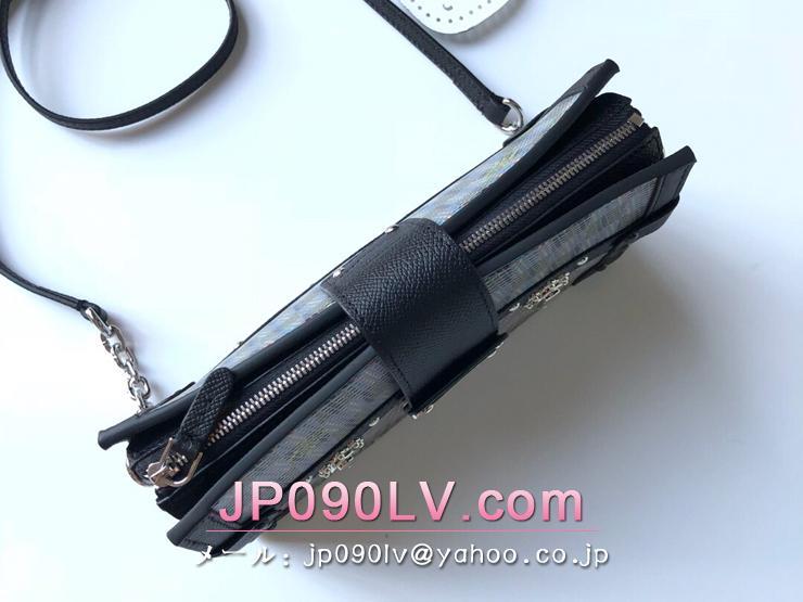 ルイヴィトン バッグ コピー M55456 「LOUIS VUITTON」 トランククラッチ その他レザー レディース ショルダーバッグ