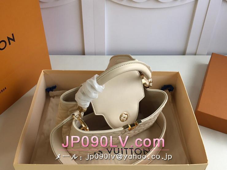 ルイヴィトン バッグ コピー M55361 「LOUIS VUITTON」 カプシーヌ BB ハンドバッグ レディース ショルダーバッグ 3色可選択