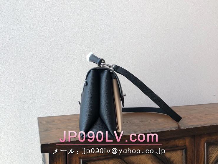 ルイヴィトン ソフトカーフ バッグ スーパーコピー M55323 「LOUIS VUITTON」 マイロックミー Lockme ハンドバッグ レディース ショルダーバッグ ローリエ トフィーラテ ノワール
