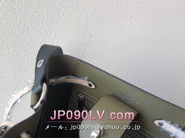 ルイヴィトン バッグ コピー M55439 「LOUIS VUITTON」 ロックミー・バケット レディース ショルダーバッグ ローリエ トフィーラテ ノワール