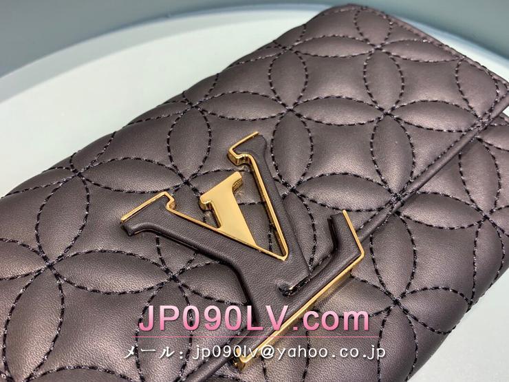 ルイヴィトン 長財布 スーパーコピー M68590 「LOUIS VUITTON」 19AW新作 Capucines ポルトフォイユ・カプシーヌ レディース 二つ折り財布