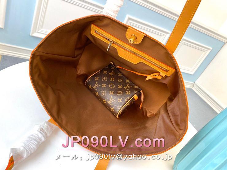 ルイヴィトン モノグラム バッグ コピー M44878 「LOUIS VUITTON」 カバ・ヴォワヤージュ NV PM メンズ トートバッグ