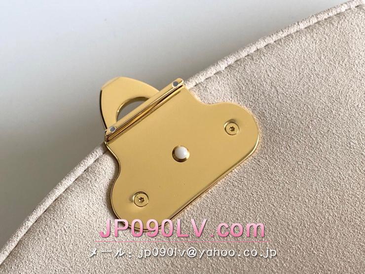 ルイヴィトン モノグラム・アンプラント バッグ スーパーコピー M53943 「LOUIS VUITTON」 ジョルジュ BB  ハンドバッグ レディース ショルダーバッグ 3色可選択 クレーム