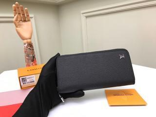 ルイヴィトン タイガ 長財布 スーパーコピー M30317 「LOUIS VUITTON」 ジッピーウォレット・ヴェルティカル メンズ ラウンドファスナー財布