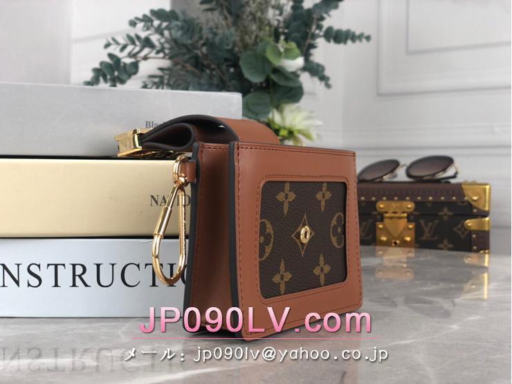 ルイヴィトン モノグラム・リバース 財布 スーパーコピー M68751 「LOUIS VUITTON」 ドーフィーヌ・ミュルティカルト レディース 財布&小物