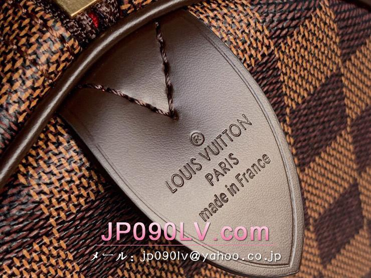 ルイヴィトン ダミエ・エベヌ バッグ コピー N41365 「LOUIS VUITTON」 Speedy スピーディ 25 レディース ハンドバッグ