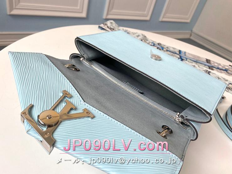 ルイヴィトン エピ バッグ コピー M55981 「LOUIS VUITTON」 POCHETTE GRENELLE ポシェット・グルネル ハンドバッグ レディース ショルダーバッグ 3色可選択 シーサイド
