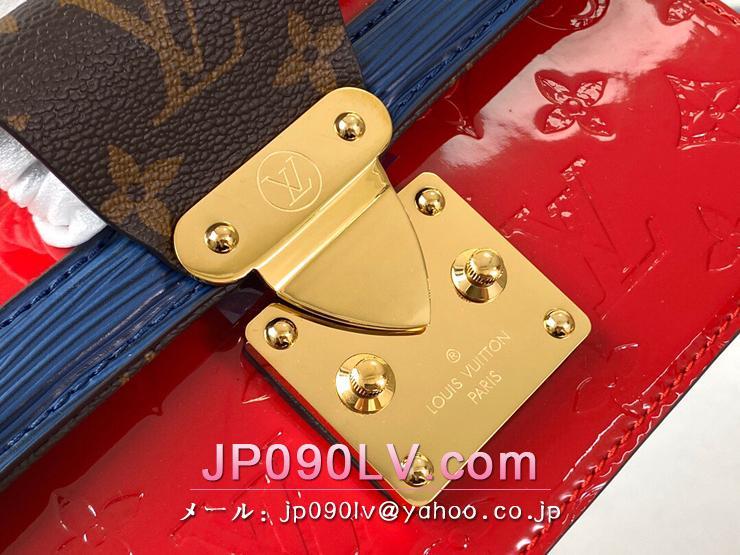 ルイヴィトン モノグラム・ヴェルニ バッグ スーパーコピー M90517 「LOUIS VUITTON」 LVワインウッド PM レディース ショルダーバッグ 2色可選択