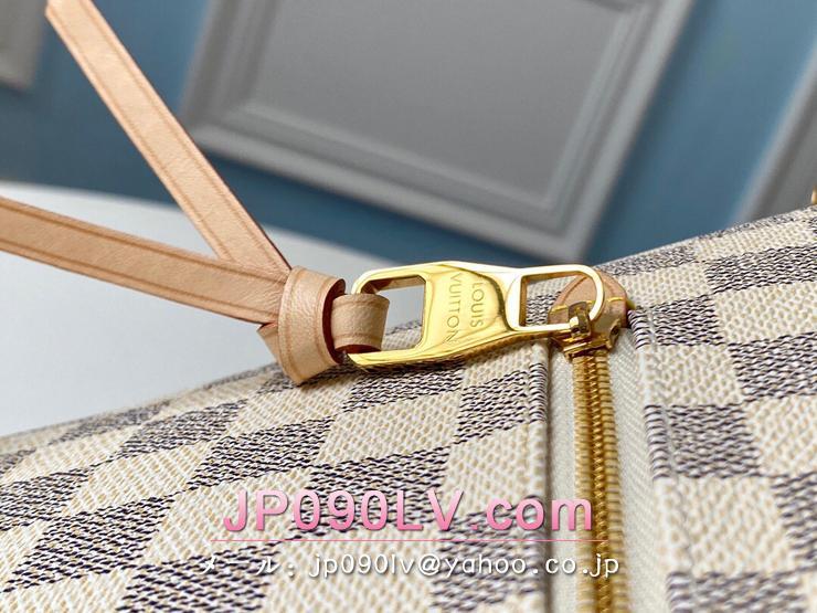 ルイヴィトン ダミエ・アズール バッグ スーパーコピー N44040 「LOUIS VUITTON」 イエナ MM トートバッグ レディース ショルダーバッグ