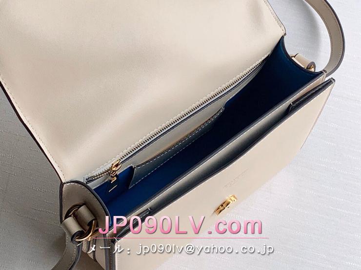 ルイヴィトン バッグ コピー M55950 「LOUIS VUITTON」 LV PONT 9 LVポン9バッグ レディース ショルダーバッグ 5色可選択 ホワイト