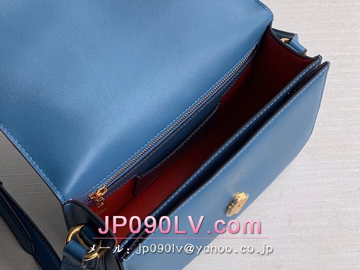 ルイヴィトン バッグ スーパーコピー M55947 「LOUIS VUITTON」 LV PONT 9 LVポン9バッグ レディース ショルダーバッグ 5色可選択 ブルー