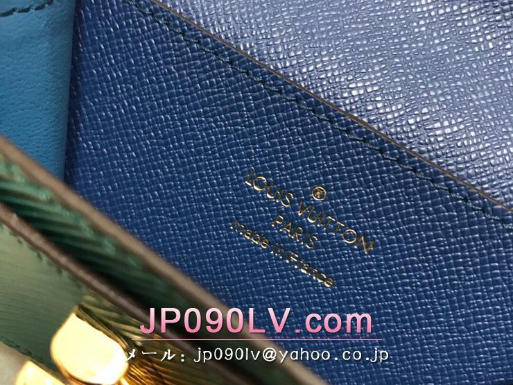 ルイヴィトン エピ 財布 コピー M68856 「LOUIS VUITTON」 ツイスト・ミュルティクカルト レディース 二つ折り財布 6色可選択 エムロード