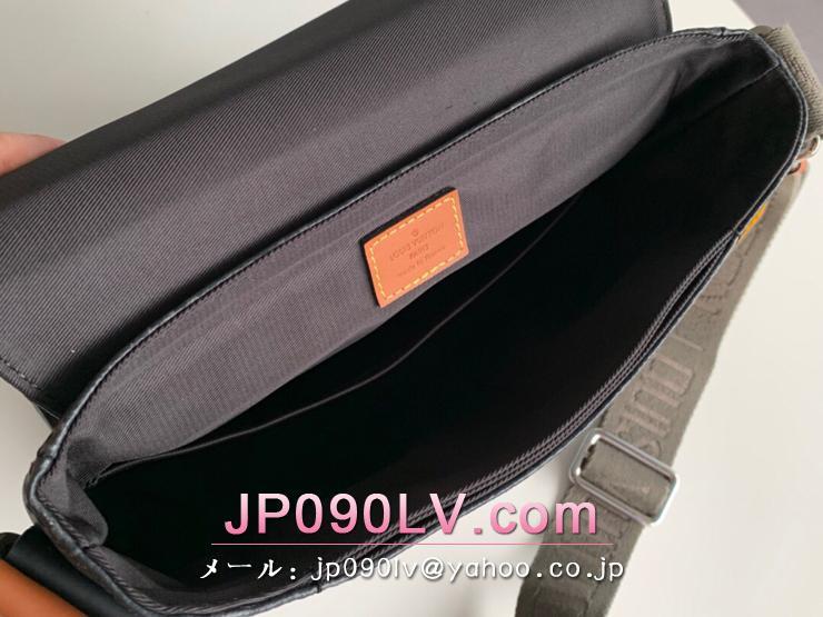 ルイヴィトン モノグラム・エクリプス バッグ スーパーコピー M45627 「LOUIS VUITTON」 20新作 ニューディストリクト ミニ メッセンジャーバッグ