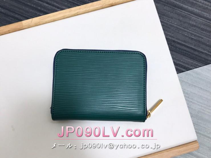 ルイヴィトン エピ 財布 スーパーコピー M68858 「LOUIS VUITTON」 ジッピー・コインパース レディース ラウンドファスナー財布 7色可選択 ガレ