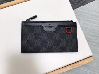ルイヴィトン ダミエ・グラフィット 財布 コピー N60354 ...