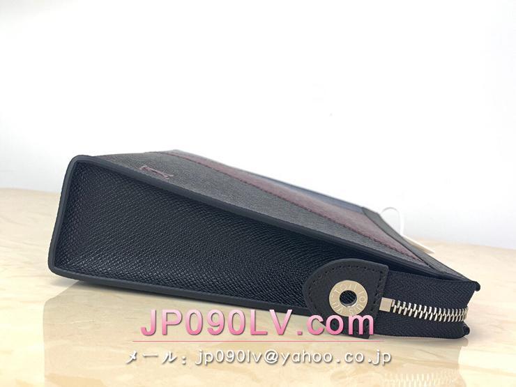 ルイヴィトン タイガ バッグ スーパーコピー M30718 「LOUIS VUITTON」 20新作 ポシェット・ヴォワヤージュ MM メンズ クラッチバッグ