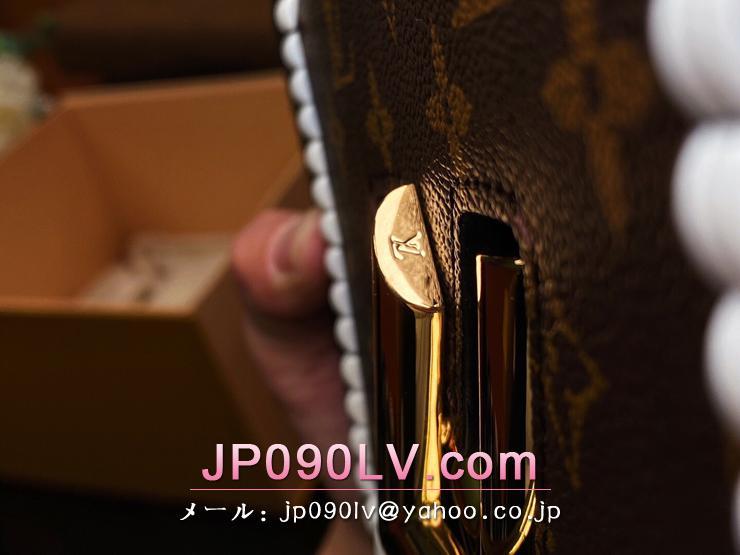 ルイヴィトン モノグラム バッグ コピー M44837 「LOUIS VUITTON」 21新作 ツイスト MM レディース ショルダーバッグ