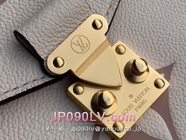 ルイヴィトン モノグラム・アンプラント バッグ コピー M45596 「LOUIS VUITTON」 21新作 ポシェット・メティス MM レディース ショルダーバッグ
