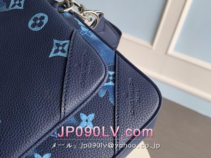 ルイヴィトン バッグ スーパーコピー M57840 「LOUIS VUITTON」21新作 トリオ・メッセンジャー メンズ ショルダーバッグ