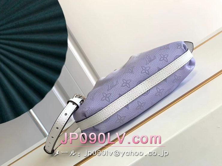 ルイヴィトン マヒナ バッグ コピー M80497 「LOUIS VUITTON」 21新作 スカラ・ミニ レディース ショルダーバッグ