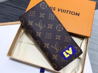ルイヴィトン モノグラム 長財布 スーパーコピー M80523 ...