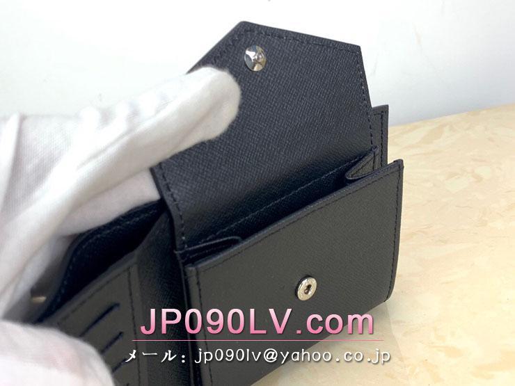 ルイヴィトン エピ 財布 コピー M62289 「LOUIS VUITTON」 21新作 ポルトフォイユ・マルコ NM メンズ 二つ折り財布