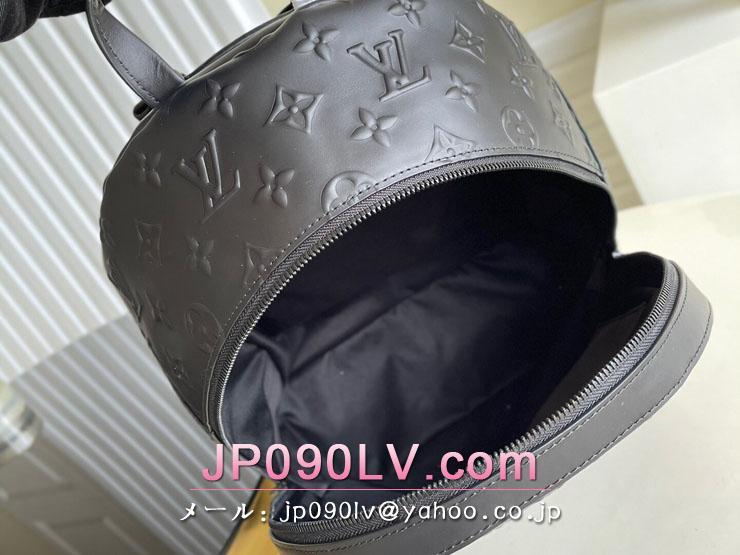ルイヴィトン モノグラム・シール バッグ コピー M57959 「LOUIS VUITTON」 21新作 アルマンド・バックパック メンズ バックパック