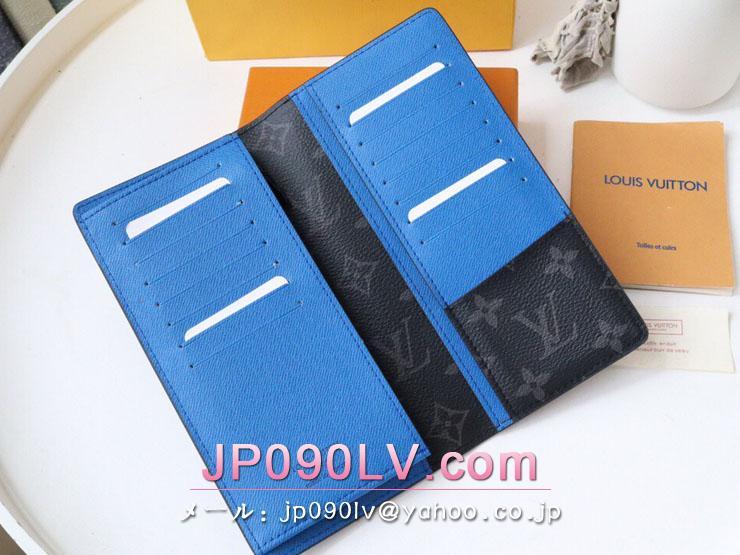 ルイヴィトン エピ 長財布 スーパーコピー M80788 「LOUIS VUITTON」 21新作 ポルトフォイユ・ブラザ メンズ 二つ折り財布 2色可選択