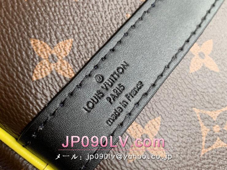 M45866 ルイヴィトン モノグラム バッグ コピー 「LOUIS VUITTON」 21新作 キーポル・バンドリエール 50 メンズ ボストンバッグ